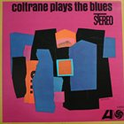 JOHN COLTRANE Coltrane Plays the Blues album cover