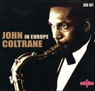 JOHN COLTRANE In Europe album cover