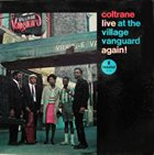 JOHN COLTRANE Live at the Village Vanguard Again! album cover