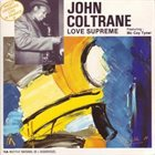 JOHN COLTRANE Love Supreme: Featuring McCoy Tyner (aka Immortal Concerts - Juan les Pins. Jazz Festival) album cover