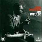 JOHN COLTRANE On Impulse album cover