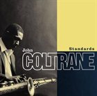 JOHN COLTRANE Standards album cover