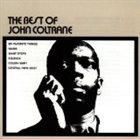 JOHN COLTRANE The Best of John Coltrane album cover