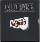 JOHN COLTRANE The Complete 1961 Village Vanguard Recordings album cover