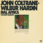 JOHN COLTRANE The Savoy Sessions : Dial Africa album cover