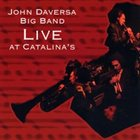 JOHN DAVERSA Live At Catalina's album cover