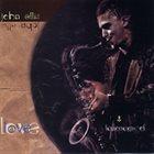 JOHN ELLIS (SAXOPHONE) Language Of Love album cover