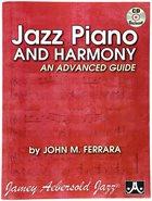 JOHN FERRARA Jazz Piano & Harmony-An Advanced Guide album cover