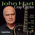 JOHN HART Crop Circles album cover