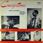 JOHN LAPORTA Conceptions album cover