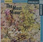 JOHN LAPORTA The Most Minor album cover