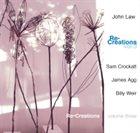 JOHN LAW (PIANO) Re-Creations Volume 3 album cover