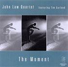 JOHN LAW (PIANO) The Moment album cover