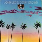 JOHN LEE AND GERRY BROWN Mango Sunrise album cover