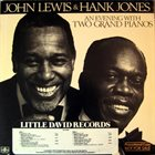 JOHN LEWIS An Evening With Two Grand Pianos album cover