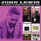 JOHN LEWIS Classic Albums Collection: 1957-1962 album cover