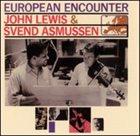 JOHN LEWIS European Encounter (with Svend Asmussen) album cover