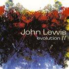 JOHN LEWIS Evolution II album cover
