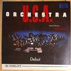 JOHN LEWIS Orchestra U.S.A. album cover