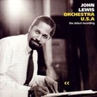 JOHN LEWIS Orchestra U.S.A - The Debut Recording album cover