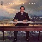 JOHN LEWIS P.O.V. album cover