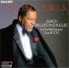 JOHN LEWIS Preludes And Fugues From The Well-Tempered Clavier, Book 1 album cover