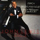 JOHN LEWIS Preludes & Fugues from the Well-Tempered Clavier, Book 1: Vol 3 album cover