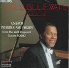 JOHN LEWIS The Bridge Game Vol.2 Based on J.S.Bach