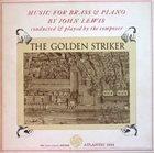 JOHN LEWIS The Golden Striker album cover
