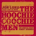 JON LORD Live At The Basement (With Hoochie Coochie Men, The And Special Guest Jimmy Barnes) album cover