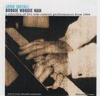 JOHN MAYALL Boogie Woogie Man album cover