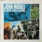 JOHN MAYALL Crusade album cover