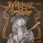 JOHN MAYALL Down The Line album cover