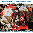 JOHN MAYALL John Mayall & The Bluesbreakers : Live In 1967 - Volume Two album cover