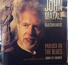 JOHN MAYALL John Mayall & The Bluesbreakers : Padlock On The Blues album cover