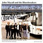 JOHN MAYALL John Mayall And The Bluesbreakers : UK Tour 2K album cover