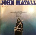 JOHN MAYALL Primal Solos album cover