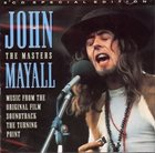 JOHN MAYALL The Masters - Music From The Original Film Soundtrack