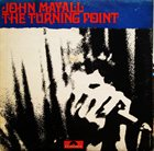 JOHN MAYALL The Turning Point album cover