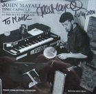 JOHN MAYALL Time Capsule album cover