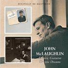 JOHN MCLAUGHLIN Electric Guitarist / Electric Dreams album cover