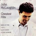 JOHN MCLAUGHLIN Greatest Hits album cover