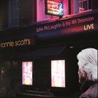 JOHN MCLAUGHLIN John McLaughlin & the 4th Dimension : Live @ Ronnie Scott's album cover
