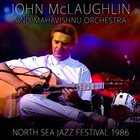 JOHN MCLAUGHLIN North Sea Jazz 1986 album cover
