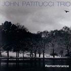 JOHN PATITUCCI Remembrance album cover