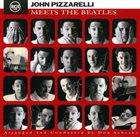 JOHN PIZZARELLI Meets the Beatles album cover