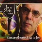 JOHN STEIN Concerto Internacional de Jazz album cover