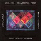 JOHN STEIN Conversation Pieces album cover