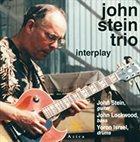 JOHN STEIN Interplay album cover