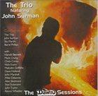 JOHN SURMAN Conflagration: The Dawn Sessions album cover